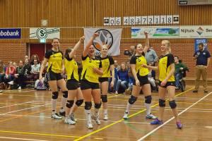 PVT 2014 dames finale