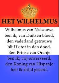 Wilhelmus Volkslied